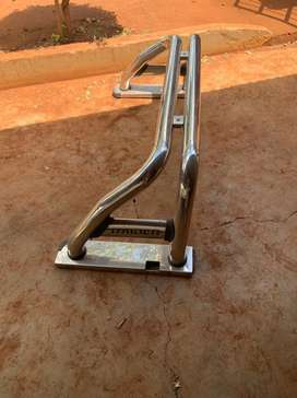 Rollbar for Toyota Hilux