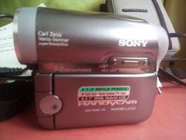 Видеокамера кассетная SONY DCR-HC90E Mini DV на запчасти