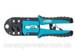 Клещи для обжима телефонных и компьютерных клемм GROSS RJ45, RJ11/12
