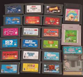 39 Gameboy Games with Extras
