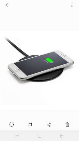 Wireless charger for iphones and some android