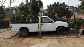 Licensed long wheel base Bakkie 2.2i petrol