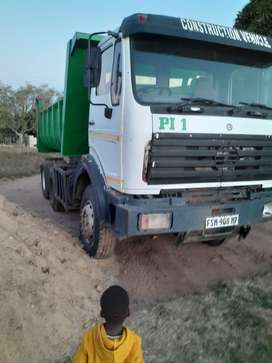 Powerstar, Heavy load GVM 3500kg self propelled tipper 11600