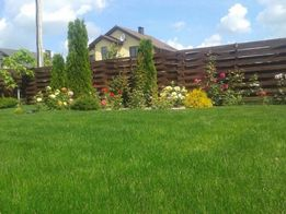 Уход за приусадебным участком,услуги садовника