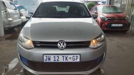 2011 VW Polo 6 1.4 Engine Capacity,with Manuel Transmission
