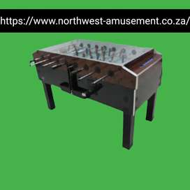 FoosBall Table Coin-Operated Glass Top