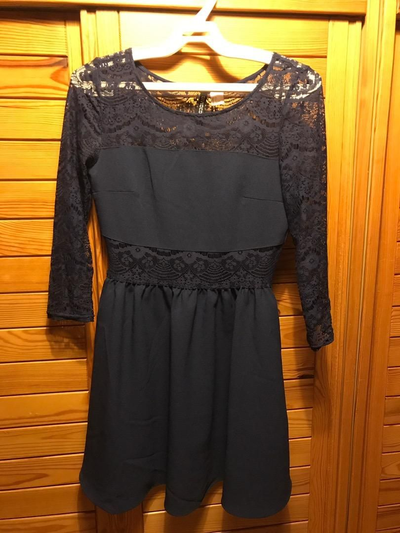 Krajkované šaty 0
