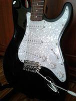 Gitara Preston+ wzmacniacz
