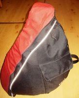 BLACKS efektowny plecak na pas piersiowy.
