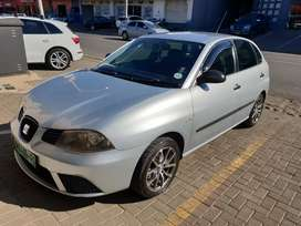 Private Sale. 2007 Seat Ibiza 1.4i 5dr. Only R45000
