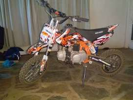 Big boy cr125 pit bike
