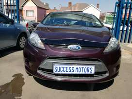 2011 Ford Fiesta ambient 1.6