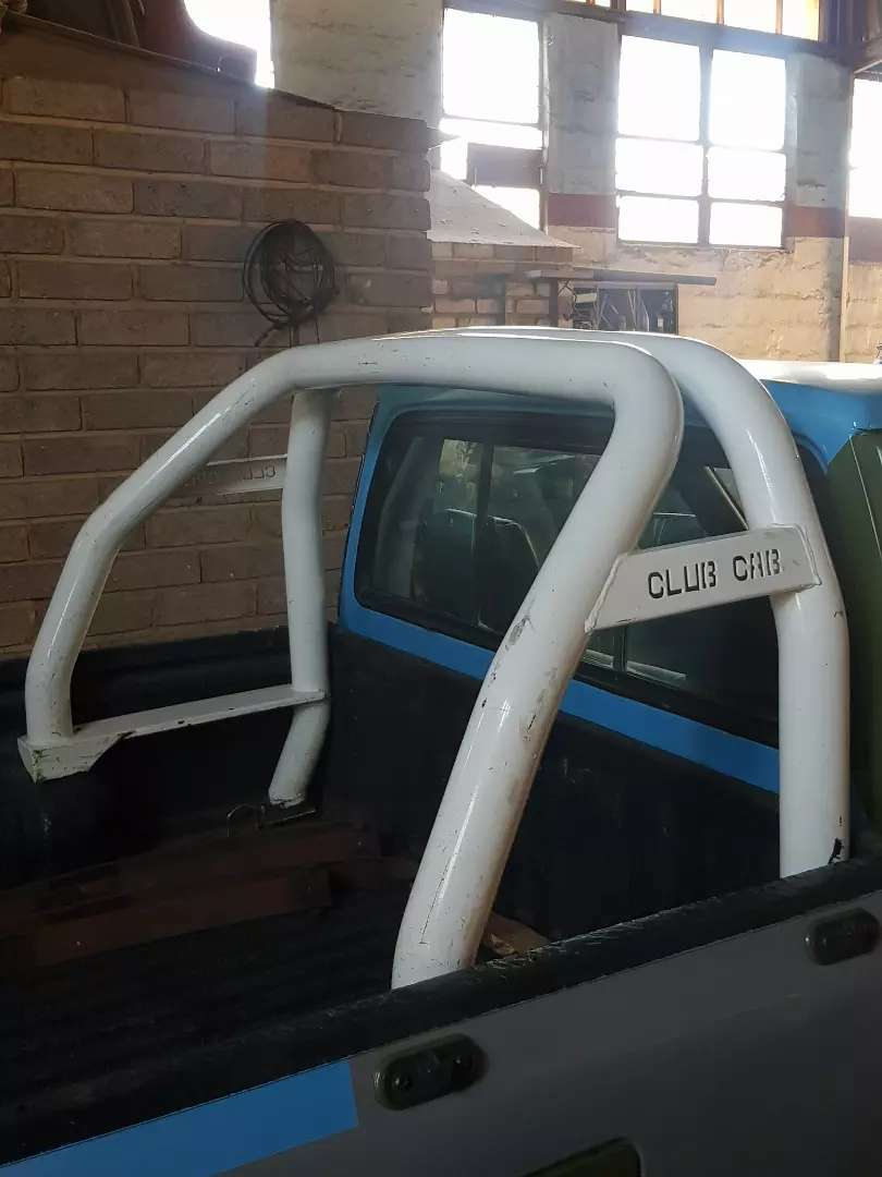 Ford Courier rollbar 0