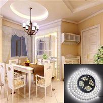 светодиодные лампы, лента светодиодная, освещение, лед лента 5м