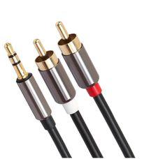 Добротные кабели RСA AUX тюльпан миниджек оптический Coaxial
