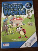 Bugs World 2 książka ucznia macmillan