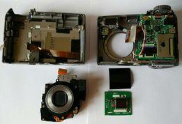 Фотоаппарат Olympus SP-310 (в разобранном виде)