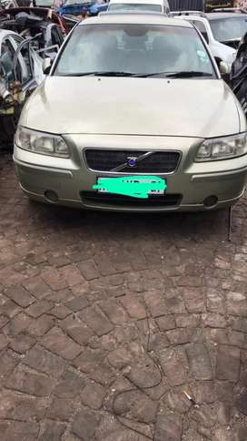 Volvo s60 stripping for parts