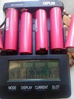 Li Ion (литий ионовые) аккумуляторы формата 18650