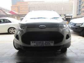 2016 Ford Ecosport with 70000