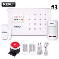 KERUI G18 GSM сигнализация Android iOS русское меню Гарантия 90 дней
