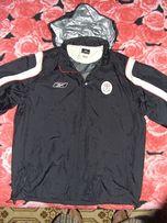 Оригинальная тренировочная ретро-куртка FC LIVERPOOL