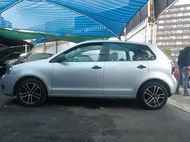 2011 VOLKSWAGEN POLO VIVO HATCHBACK, 1.6 ENGINE CAPACITY.