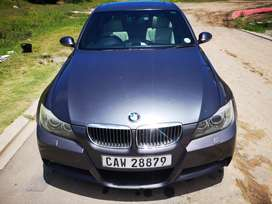 BMW 3series 330d MSport 2008