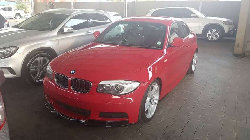 2010 E88 135i with software update and free flow system 0
