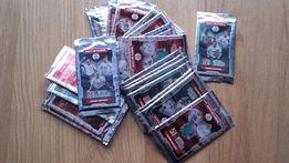 saszetki karty łączy nas piłka 2 edycja po 50gr