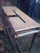Станина для циркулярки, металлический железный стол, циркулярка