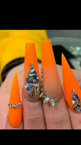 Looking for a nail technician to start January 2020