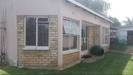 4 Bedroom Garden Flat TO LET, GREENHILLS, Randfontein