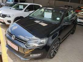~2014 VW Polo 1.4i Comfortline-New Alloys and tyres