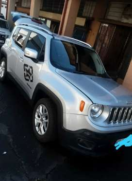 Jeep Renegade Automatic 2016