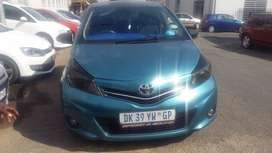 2013 Toyota Yaris 1.5 for sale