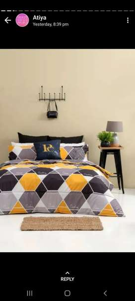 Pierre Cardin Comforters with Pillow casing