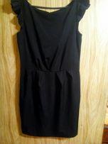 Чёрное летнее платье 400руб.