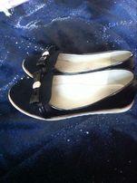 туфли лаковые черные на девочку