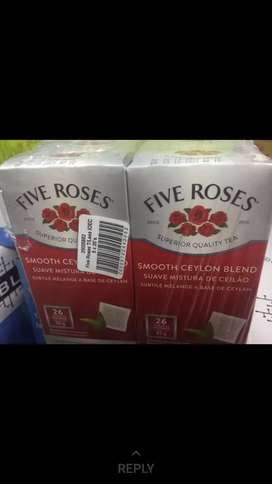 Five roses 26s