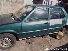 Honda flip up non runner