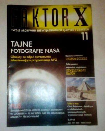 Faktor X - 4 archiwalne numery (1998/99 r.) - zjawiska paranormalne Wołomin - image 7
