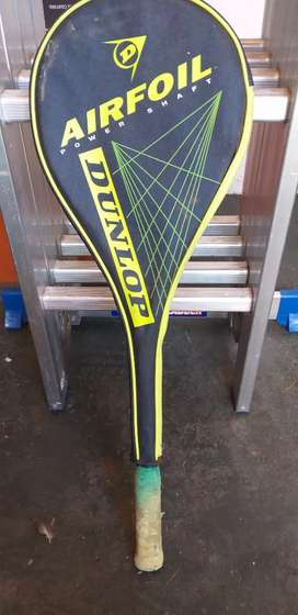 Racket AirFoil Power Sharft Squash Racket