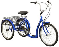 Rower Trójkołowy BBF