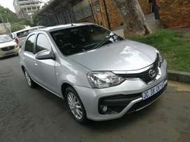 2019 TOYOTA ETIOS 1.5 MANUAL