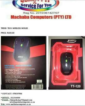 TREND TECH WIRELESS MOUSE