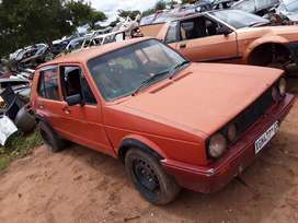 Golf 1 rabbit stripping for spares