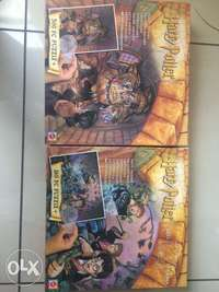 Image of 2 Harry Potter 300 and 260 pic puzzles