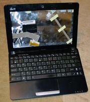 Ноутбук Asus Eee PC 1015PX по запчастям.