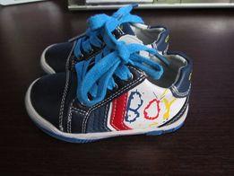 Черевички, туфлі на хлопч. clibee 20 р./обувь на мальчика 13 см, туфли